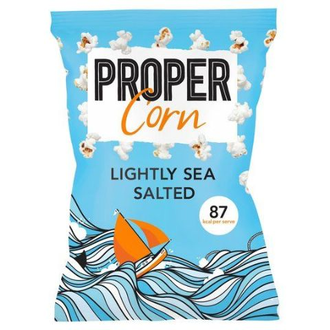 PROPERCORN - Lightly Sea Salted 20g